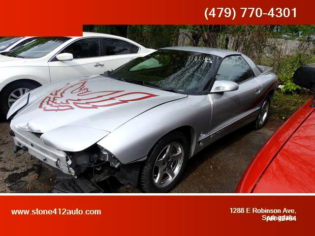 Pontiac Firebird Coupe 2002
