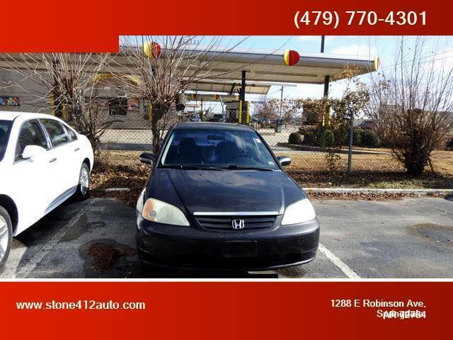Honda Civic LX sedan 2001