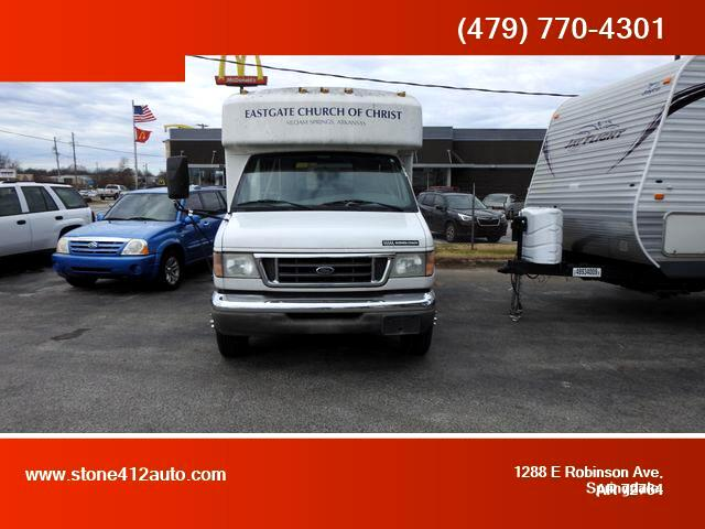 Ford Econoline E-350 Super Duty 2003
