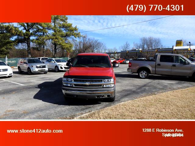 Chevrolet Silverado 1500 Ext. Cab Long Bed 4WD 2002