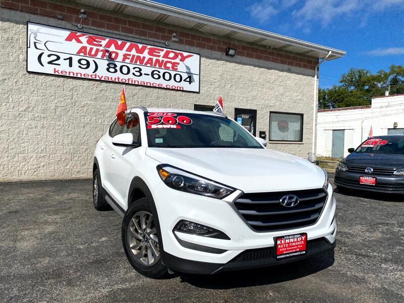 Hyundai Tucson SEL Plus 2018