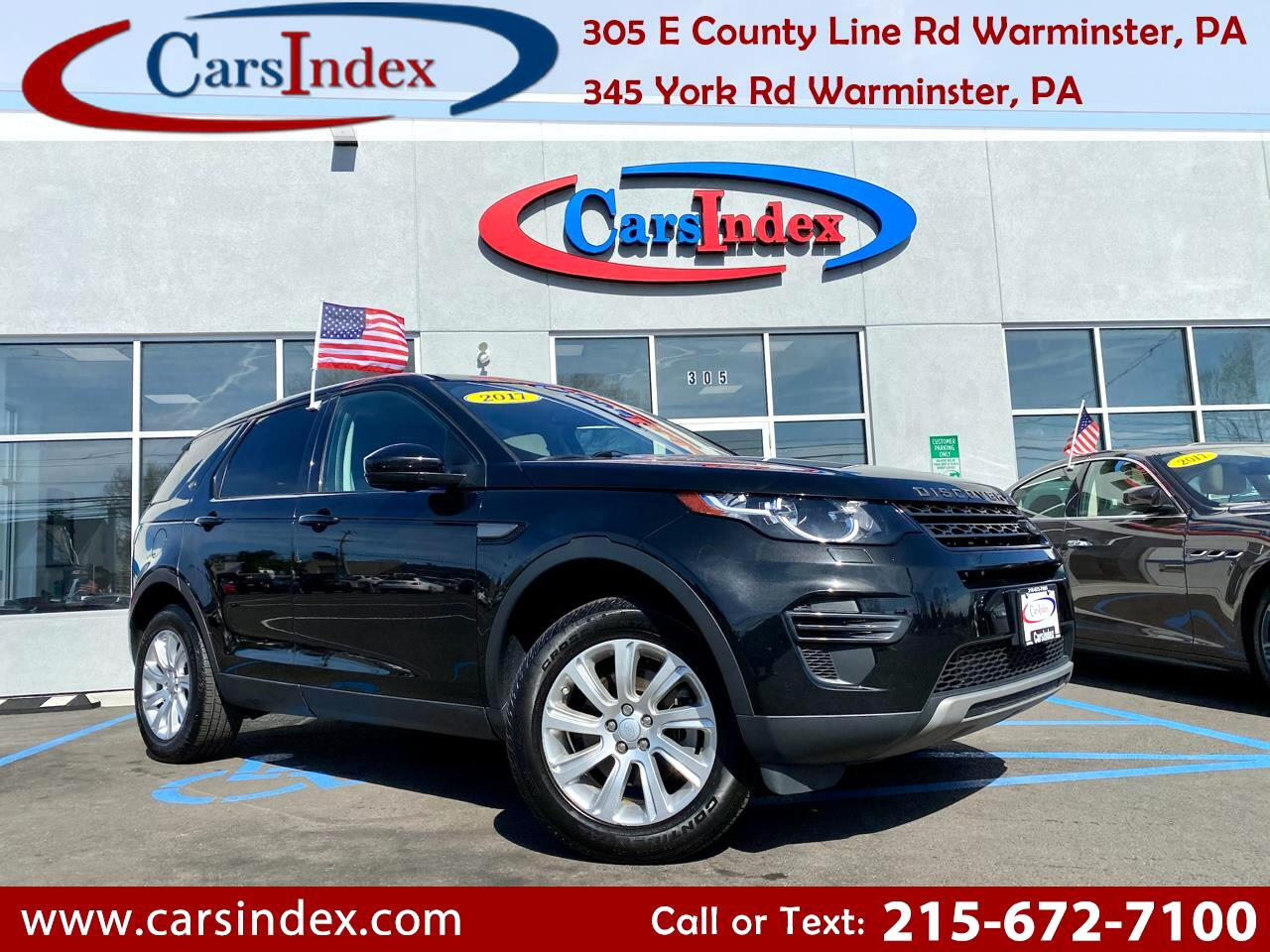 Used Land Rover Discovery Sport Warminster Pa