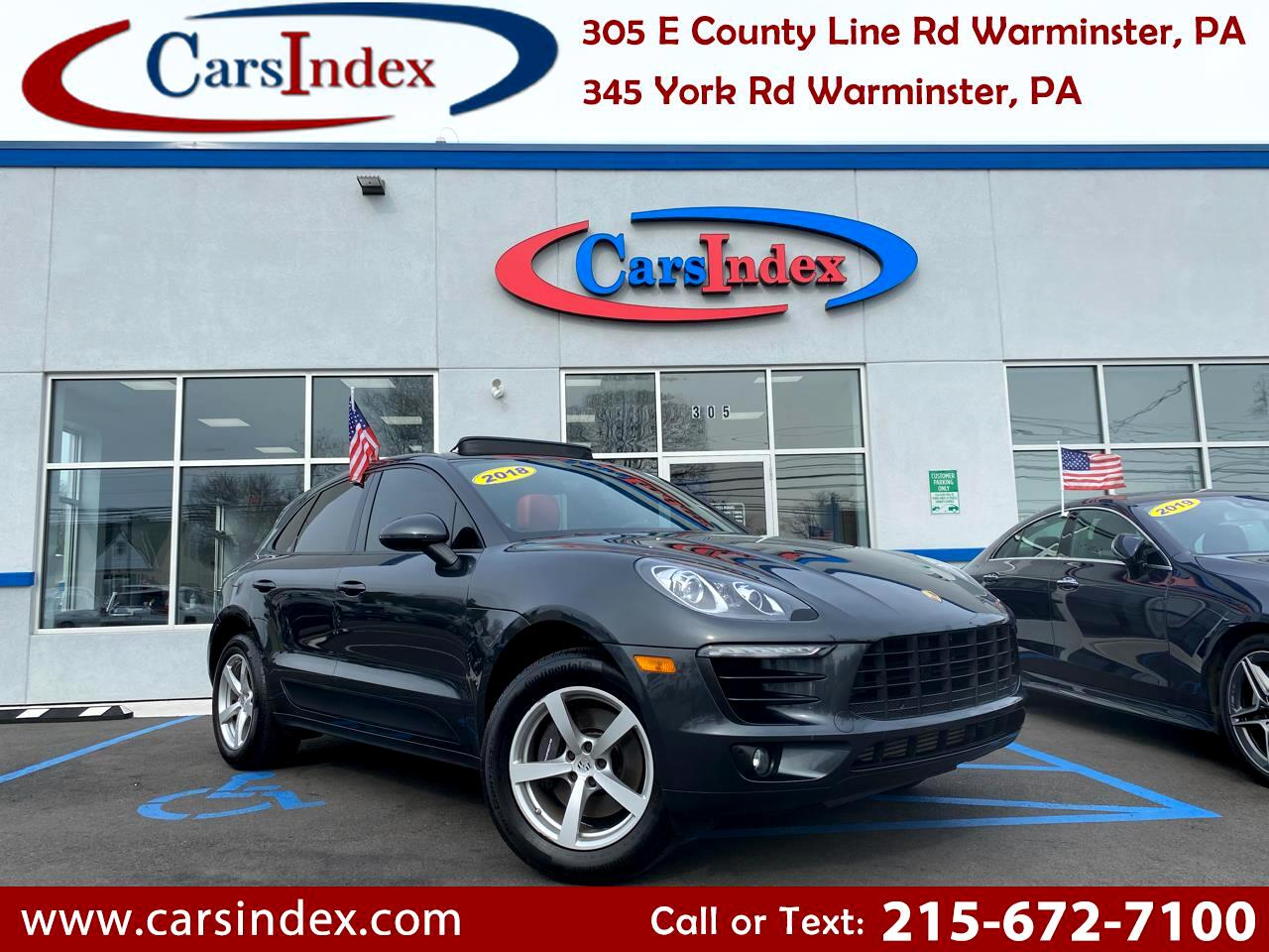 Used Porsche Macan Warminster Pa