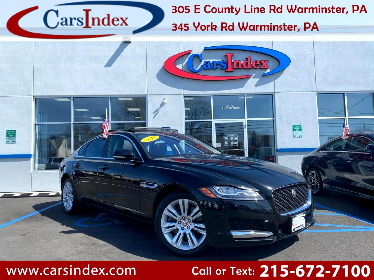 Used Jaguar Xf Warminster Pa