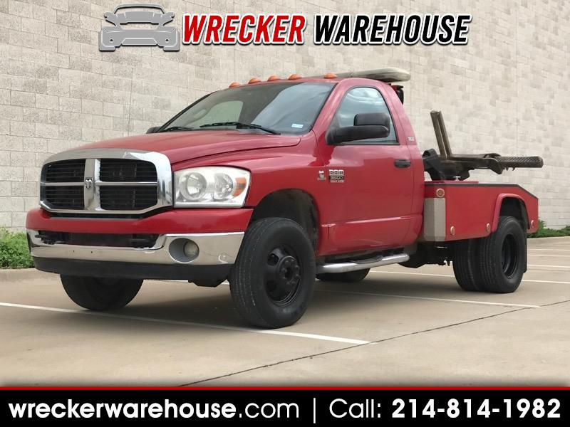 2008 Dodge Ram 3500 Regular Cab 2WD