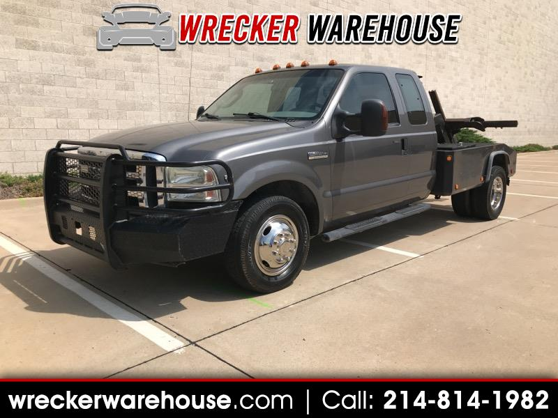 2007 Ford F-350 SD XLT SuperCab Long Bed DRW 2WD