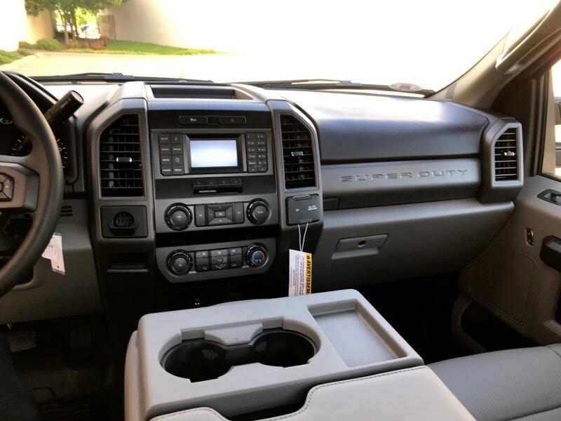 2019 Ford F-550 Regular Cab DRW 2WD