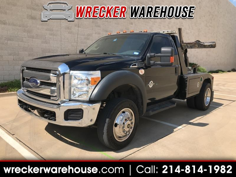 2016 Ford F-450 SD Chassis Cab 2WD