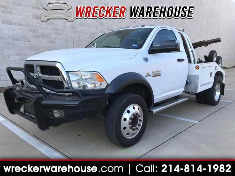 """RAM 4500 Chassis Cab Limited 4x4 Crew Cab 84"""" CA 197.4"""" WB 2016"""