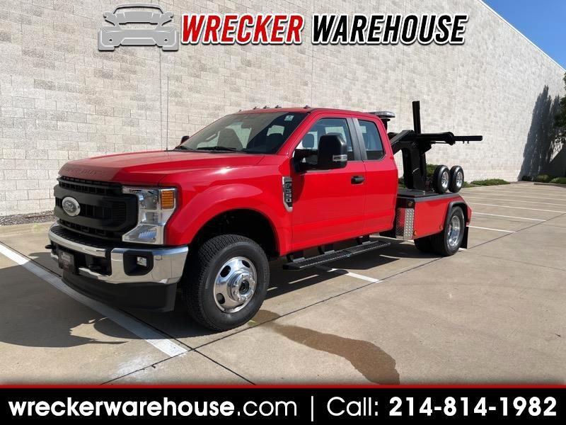 Ford F-350 SD XL SuperCab Long Bed 4WD DRW 2020