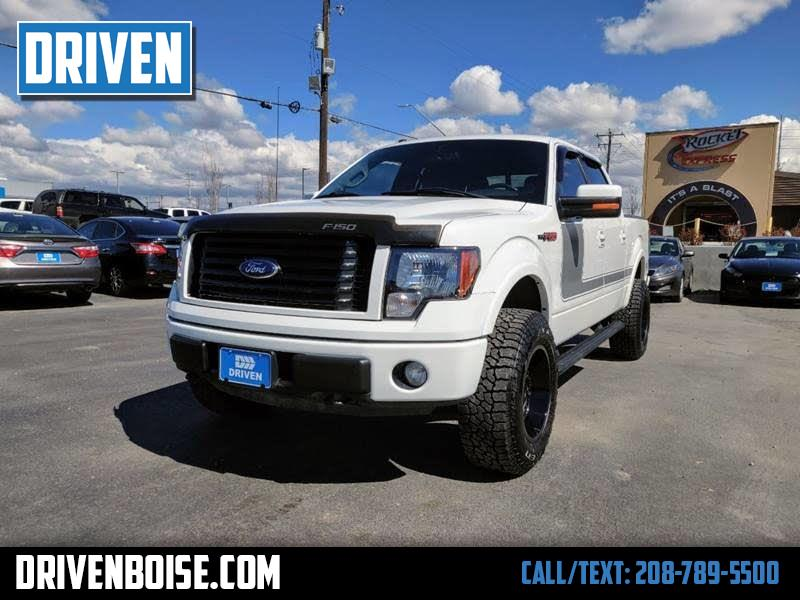 2012 Ford F-150 SuperCrew 150