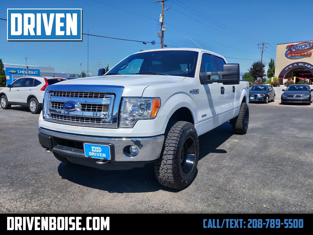 2014 Ford F-150 SuperCrew 139