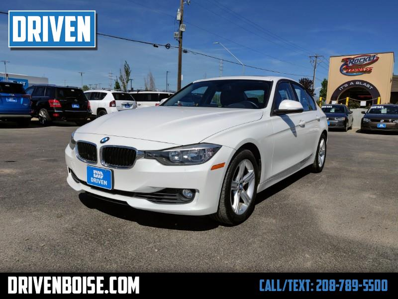 2015 BMW 3-Series 328i SULEV