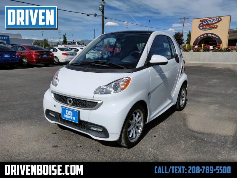 2016 smart Fortwo electric coupe