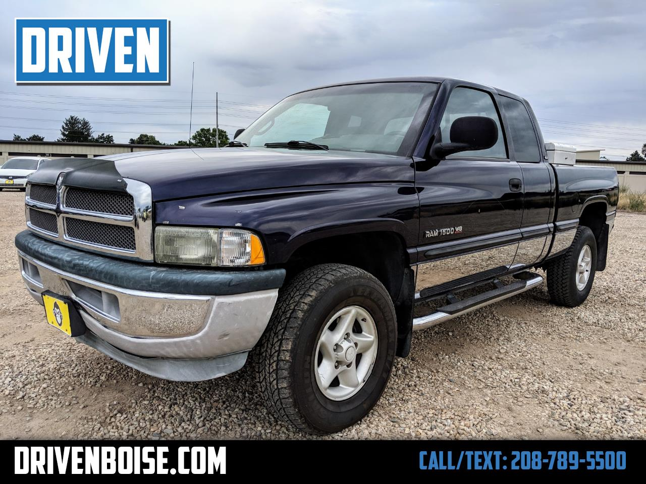 1999 Dodge Ram 1500 Quad Cab Short Bed 4WD