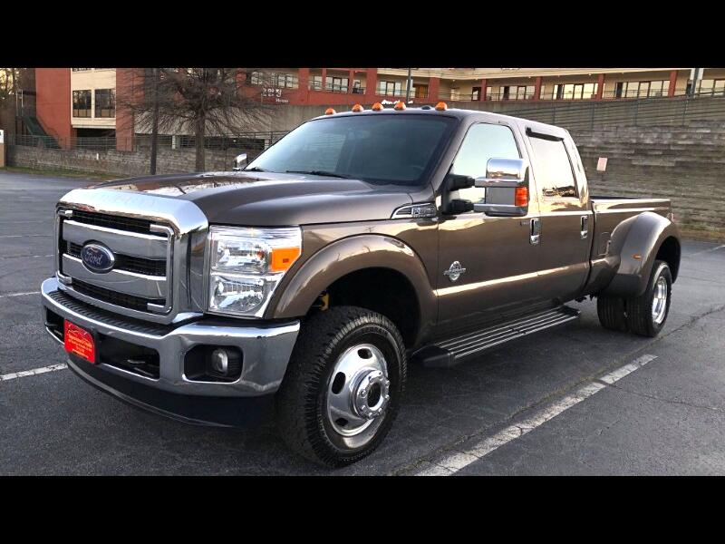 Ford F-350 SD XLT Crew Cab Long Bed DRW 4WD 2016