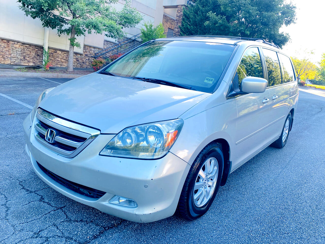 Honda Odyssey TOURING AT 2005