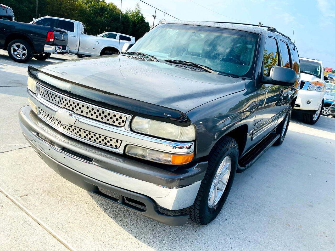 Chevrolet Tahoe 1500 2dr 2001