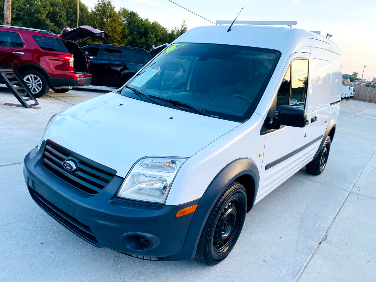 "Ford Transit Connect 114.6"" XL w/o side or rear door glass 2013"