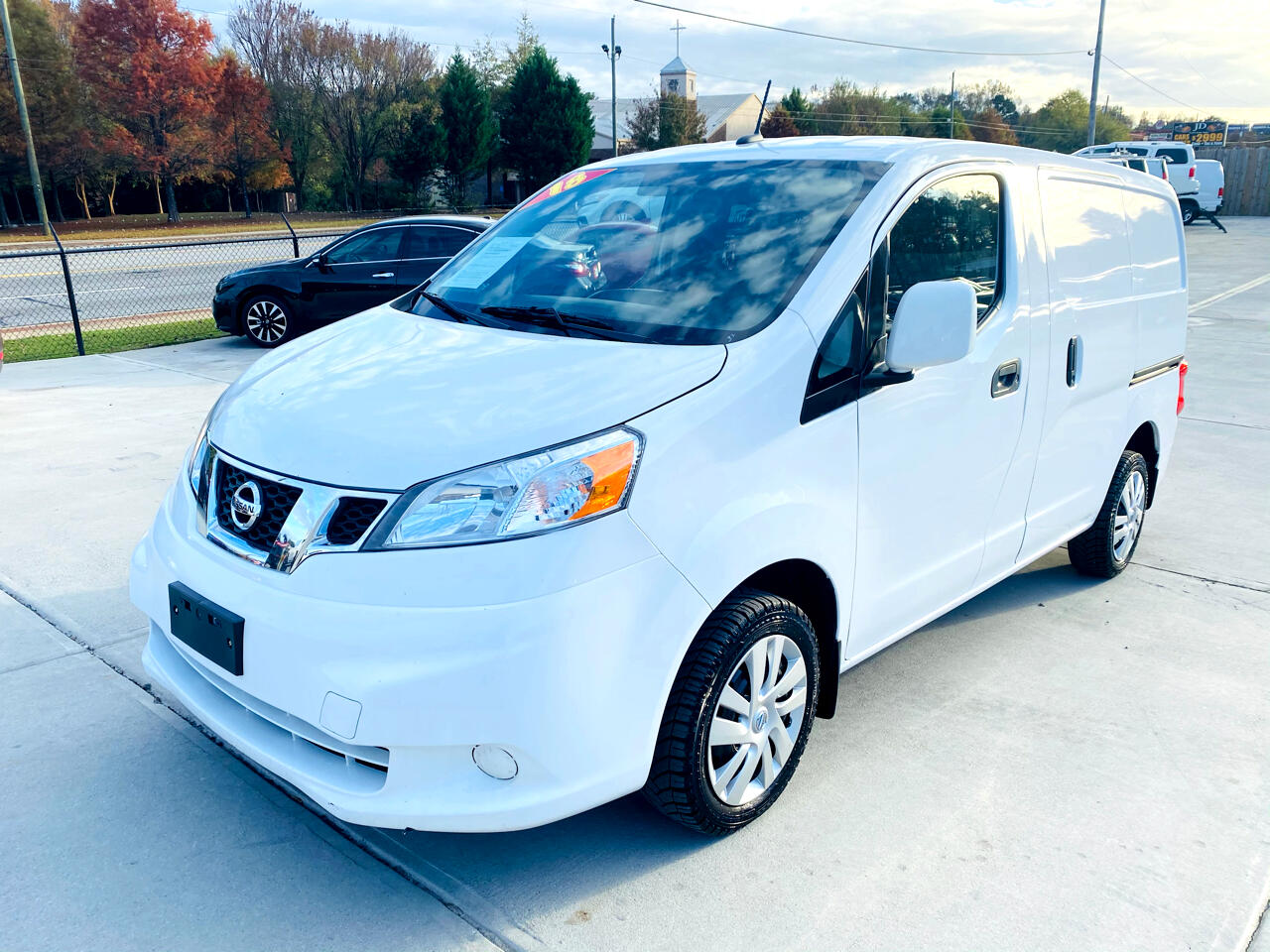 Nissan NV200 Compact Cargo I4 SV 2018