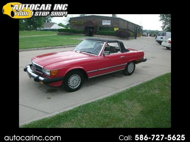 1980 Mercedes-Benz 450SL 450SL