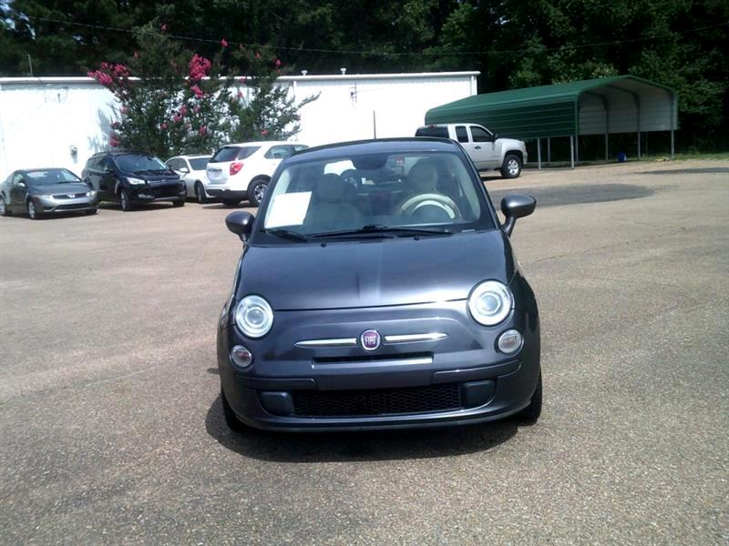 2015 Fiat 500 Pop Hatchback