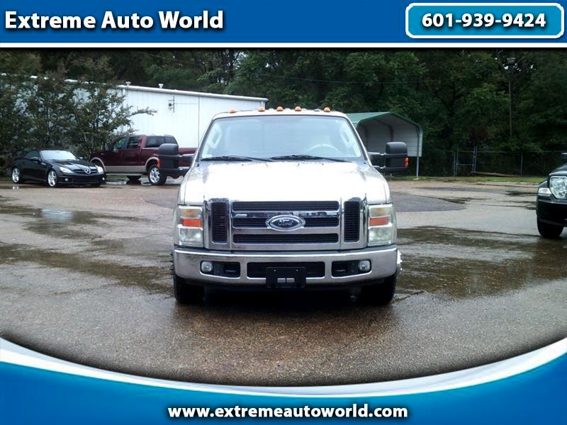 Ford F-350 SD Lariat Crew Cab Long Bed DRW 2WD 2009