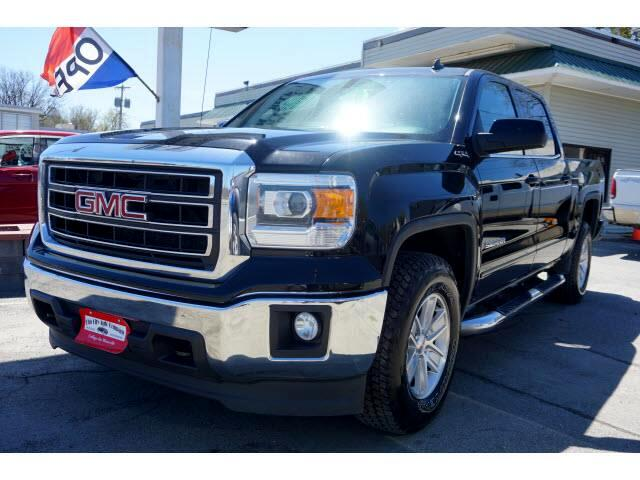 2014 GMC Sierra 1500 SLE Crew Cab Long Box 4WD