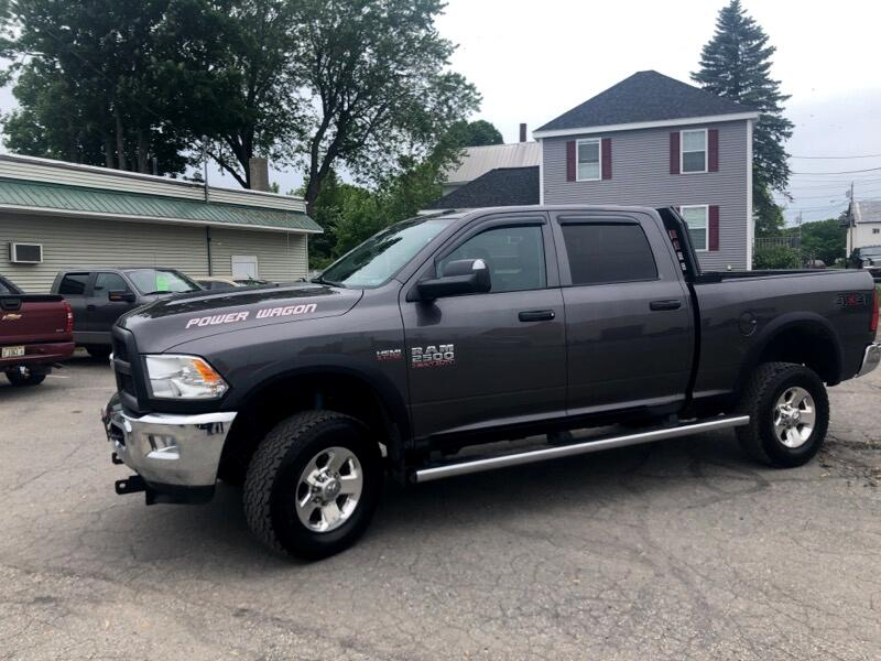 2015 Ram 2500 >> Used 2015 Ram 2500 4wd Crew Cab 149 Power Wagon For Sale In
