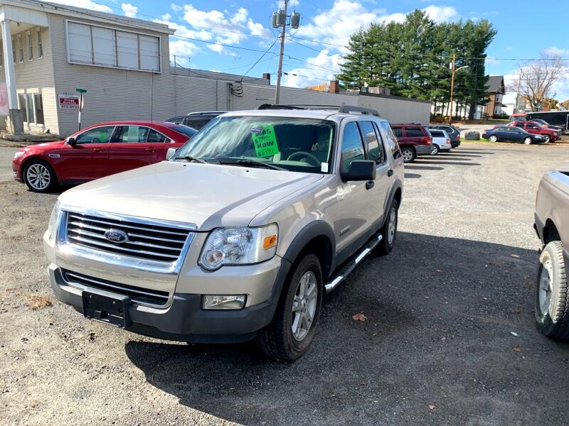 2006 Ford Explorer Xlt >> Used 2006 Ford Explorer Xlt 4 0l 4wd For Sale In Waterville