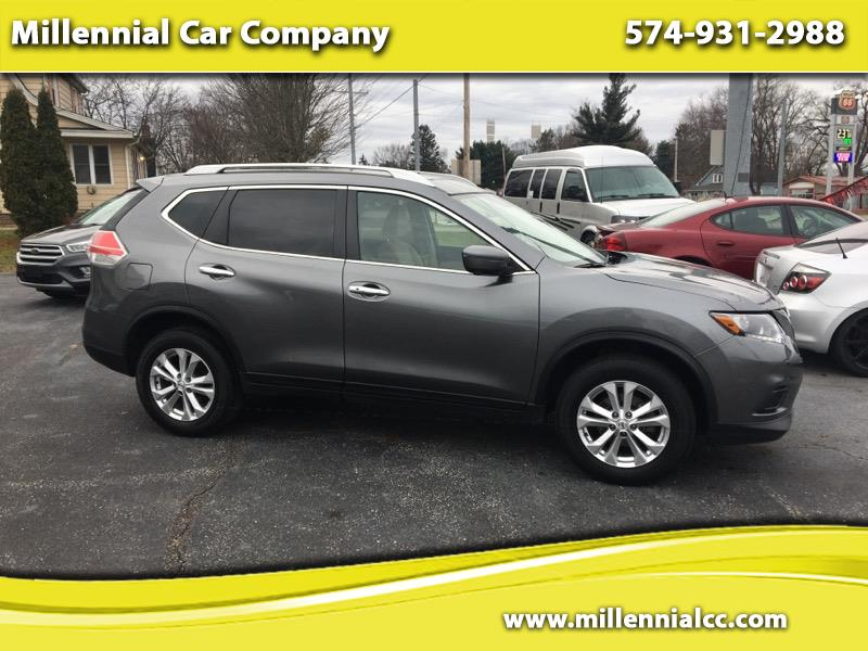 Nissan Rogue AWD 4dr SV 2016