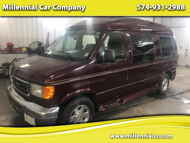 Ford Econoline Cargo Van E-150 Recreational 2004