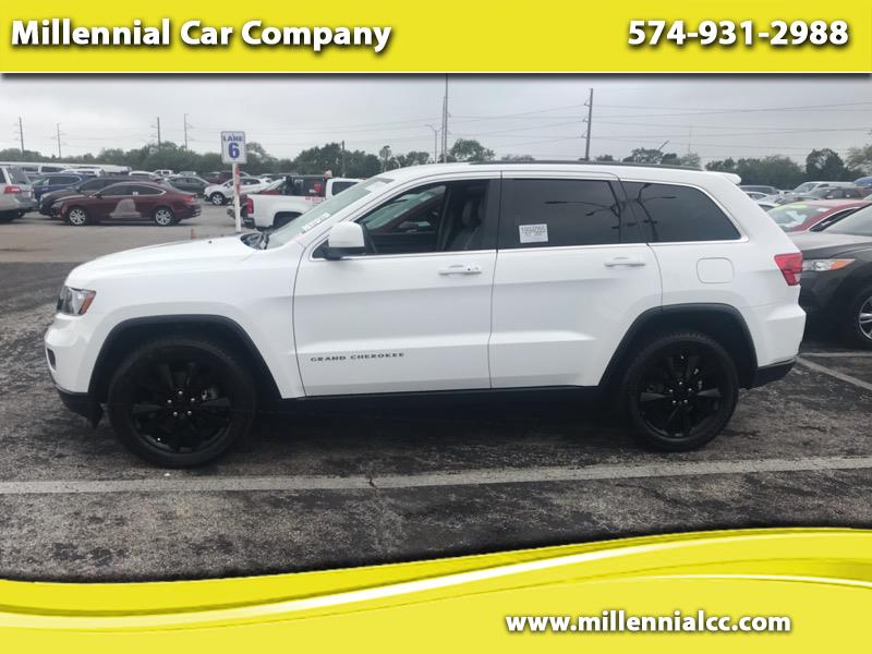 Jeep Grand Cherokee 4WD 4dr Altitude 2013