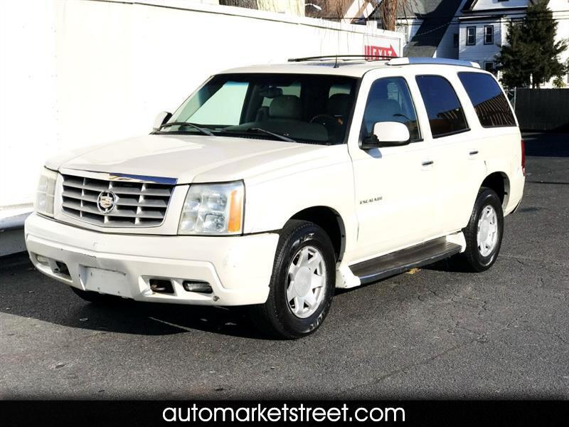 2002 Cadillac Escalade LUXURY