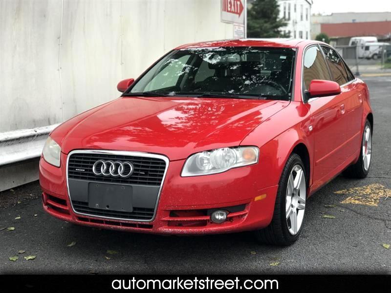 2006 Audi A4 2.0T QUATTRO