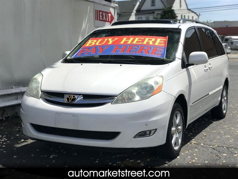 2006 Toyota Sienna WAGON 5D LIMITED
