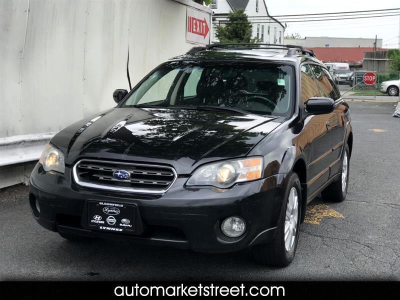 2005 Subaru Legacy OUTBACK 2.5I LIMITED