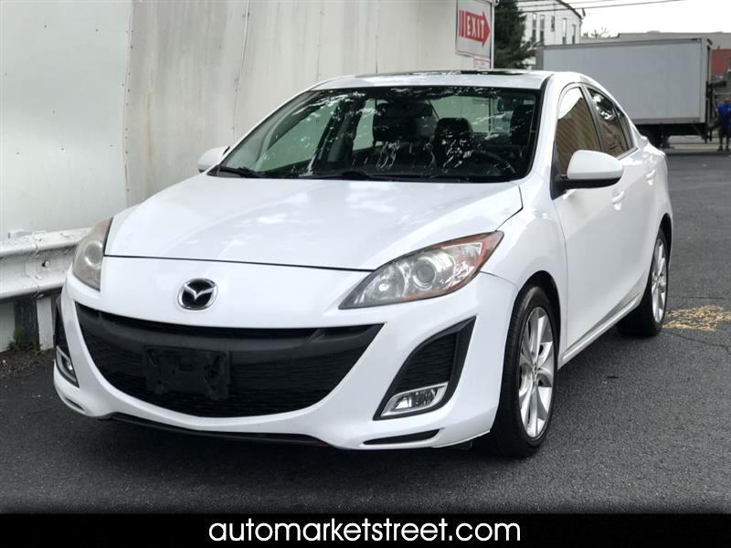 2011 Mazda MAZDA3 S