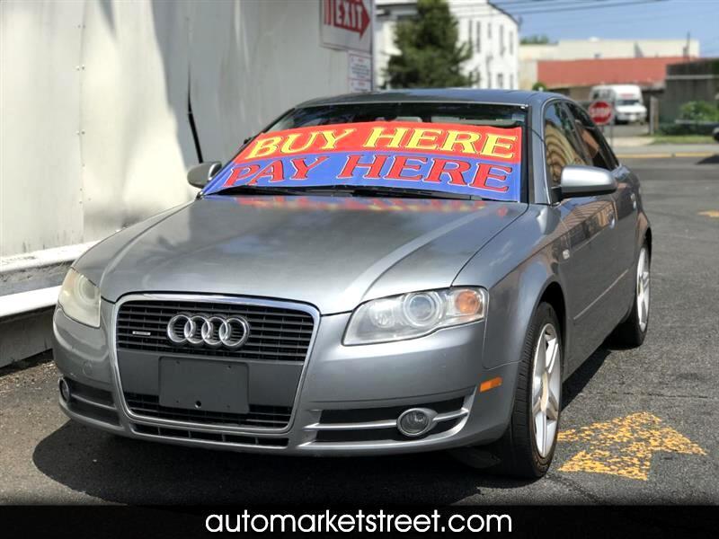 2006 Audi A4 3.2 QUATTRO