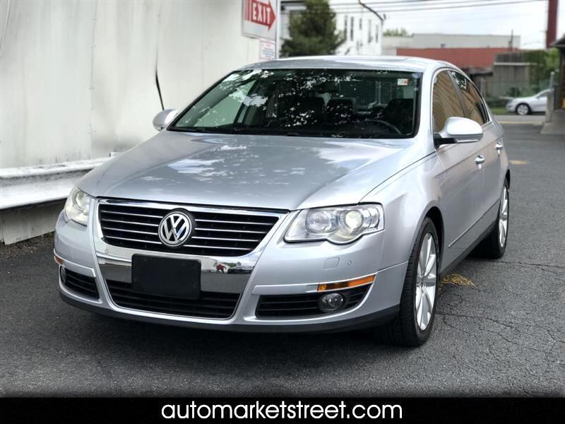 2006 Volkswagen Passat 3.6L 4MOTION SPORT