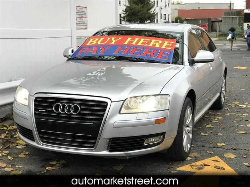 2009 Audi A8 L QUATTRO