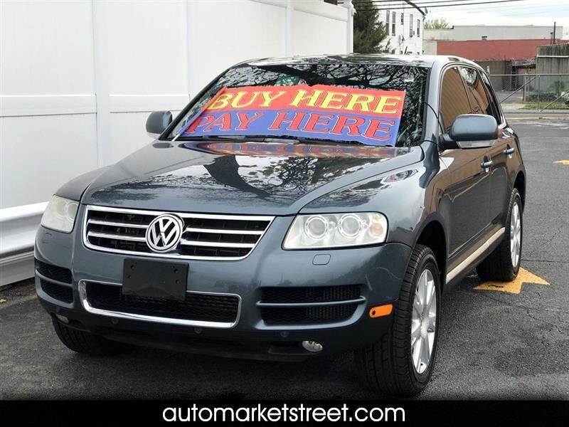 2006 Volkswagen Touareg TDI 5.0