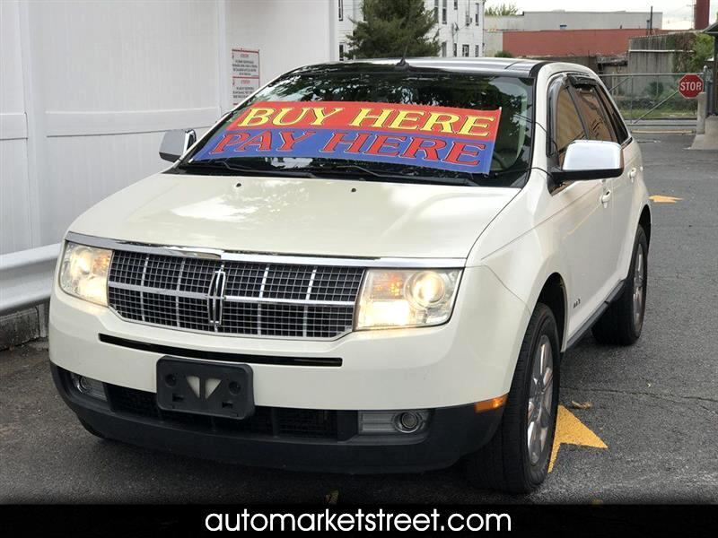 2007 Lincoln MKX MKX AWD 1-OWNER