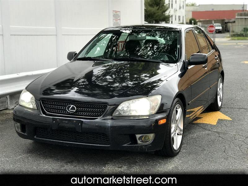 2005 Lexus IS 300 300 IS SPORT