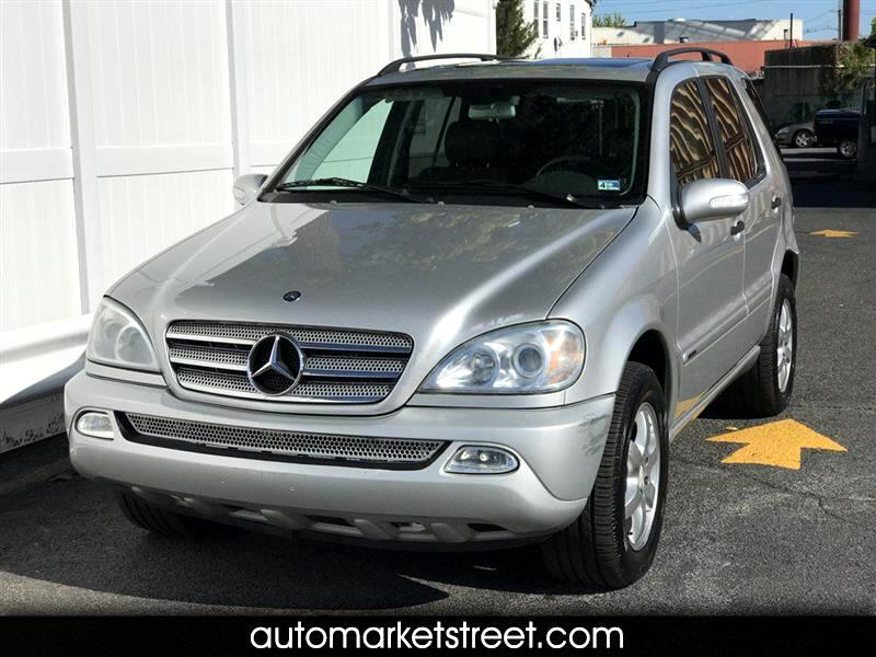 2003 Mercedes-Benz M-Class 350 ML LIMITED