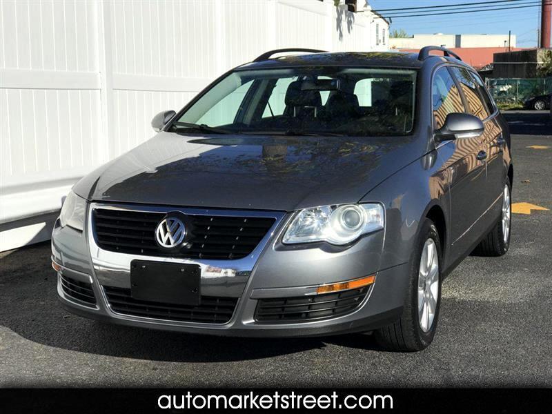 2007 Volkswagen Passat 2.0T WAGON VALUE