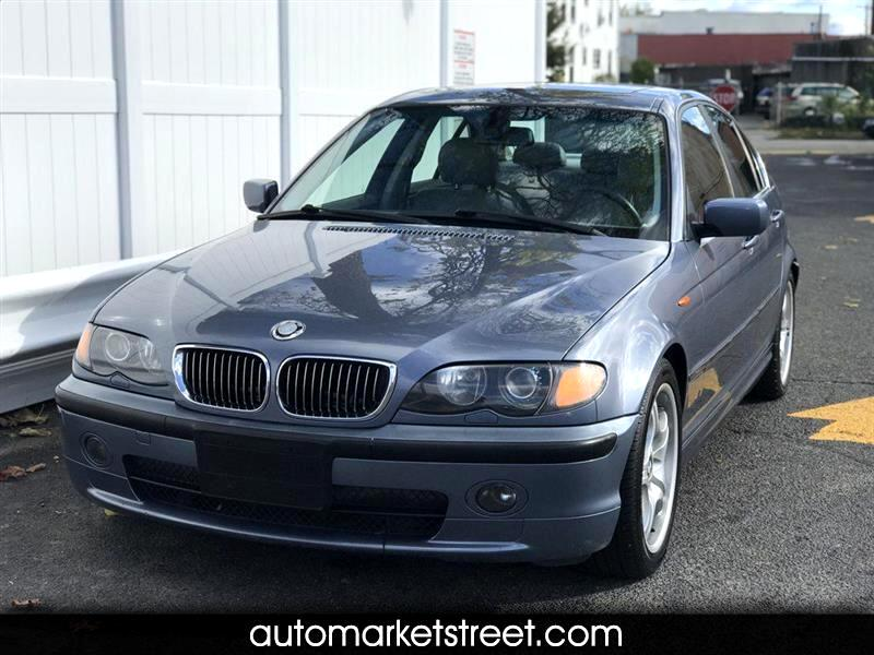 2004 BMW 3-Series 6-speed