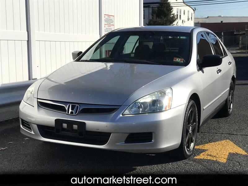 2007 Honda Accord VALUE