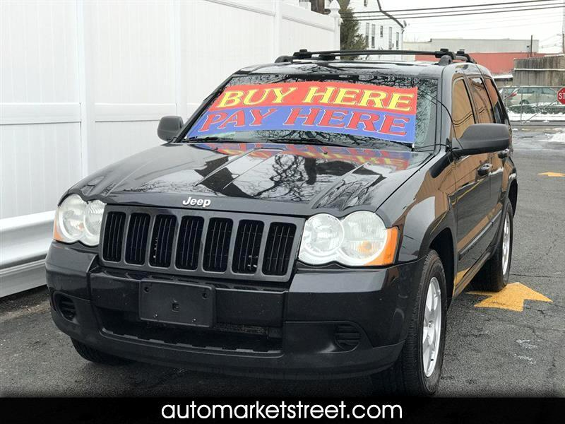 2009 Jeep Grand Cherokee LAREDO