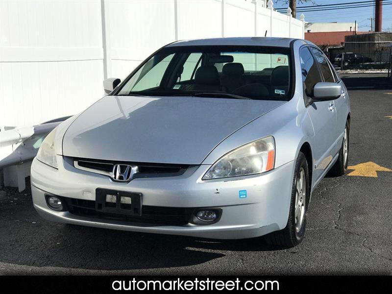 2005 Honda Accord Hybrid HYBRID